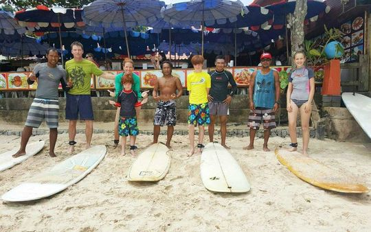 Phuket Surfing School Kata Beach Phuket