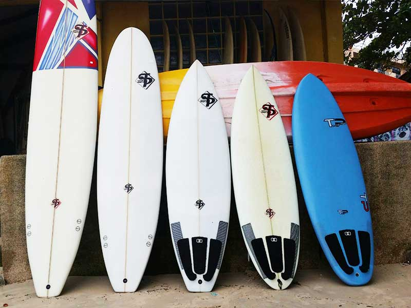Phuket Surfing – Surfing equipment for rent
