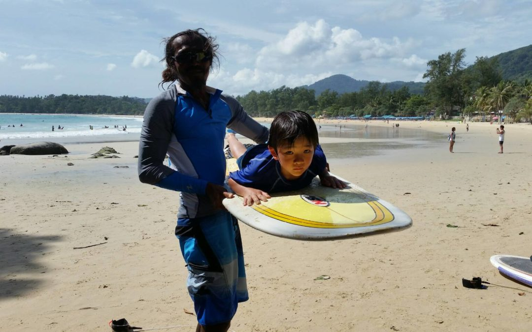 Surf season also for Families!