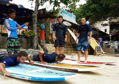 Gallery Phuket Surfing Kata Beach 10