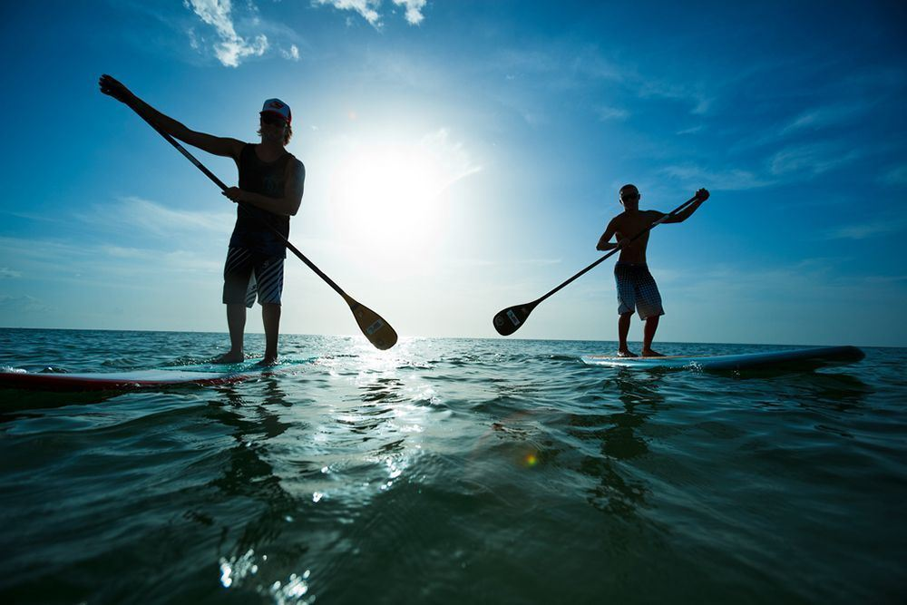 The hype about SUP – and whether it can actually keep up with traditional surfing