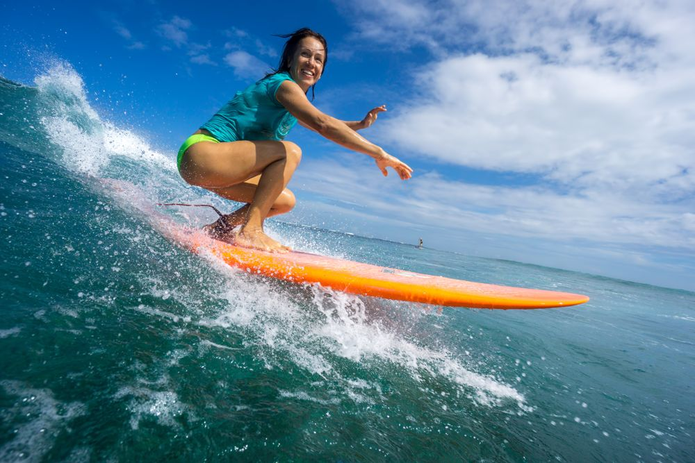 Surfing tricks and manoeuvres you could learn