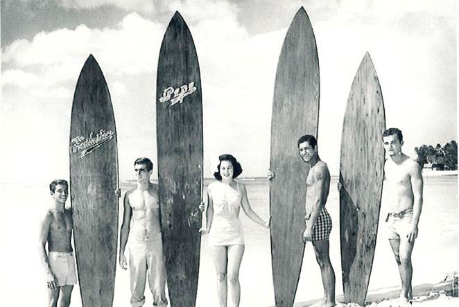A short history of Surfing as we know it