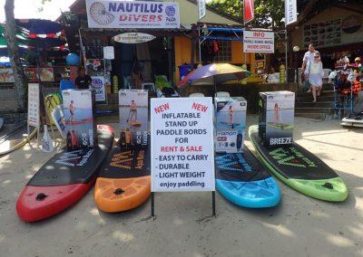 Phuker Surfing Kata Beach Stand Up Paddling 2018 12