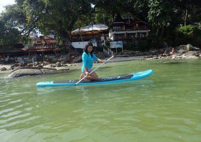 Phuker Surfing Kata Beach Stand Up Paddling 2018 13