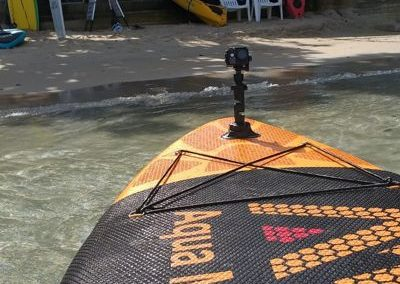 Phuker Surfing Kata Beach Stand Up Paddling Camera Mount Go Pro 04