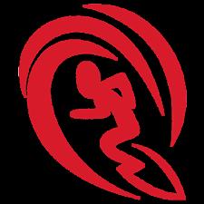 Phuket Surfing School Logo 225px