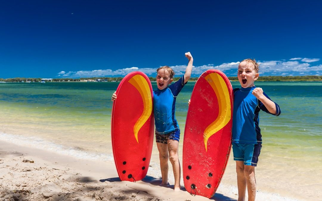 Top Tips for Surfing Novices