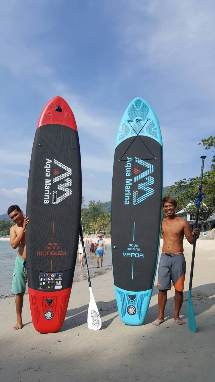 Phuketsurfing Baddle Boarding Course Kata Beach 14